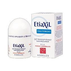 Etiaxil Détranspirant Peaux normales 15ml