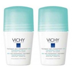 Vichy Anti-transpirant Roll-on Duo 2 x 50ml