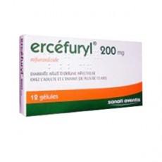 Ercefuryl gélule 200 mg
