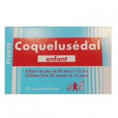Coquelusedal suppositoire enfant
