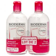 Bioderma Créaline H2O solution micellaire Duo 500ML