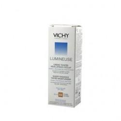 Vichy Lumineuse Crème Teintée Révélatrice D'éclat peau normale 03 doré 30ml