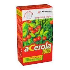 Arkopharma acerola 1000 30 comprimés