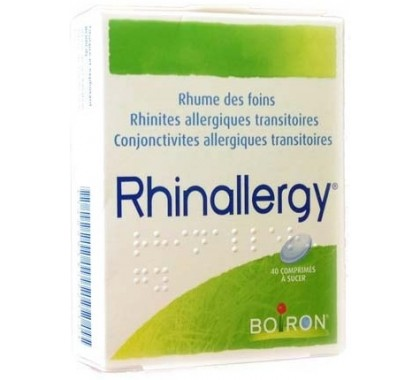 RHINALLERGY comprimé à sucer