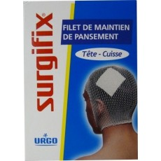 Urgo surgifix filet tubulaire tête et cuisse adulte 6 filets