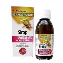 Arkopharma arko royal fortifiant junior 500mg