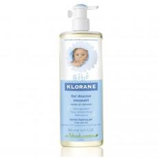 Klorane gel douceur moussant corps & cheveux 500ml