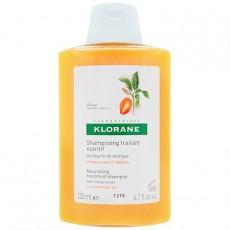 klorane shampooing traitant nutritif au beurre de mangue 400ml
