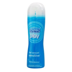 Durex play gel lubrifiant sensitive 50ml