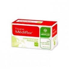 Mediflor tisane n°7 constipation passagère 1.8 g