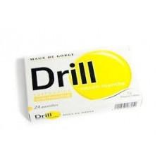 DRILL CITRON MENTHE pastille
