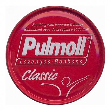 Pulmoll pastilles à sucer classic rouge 75g