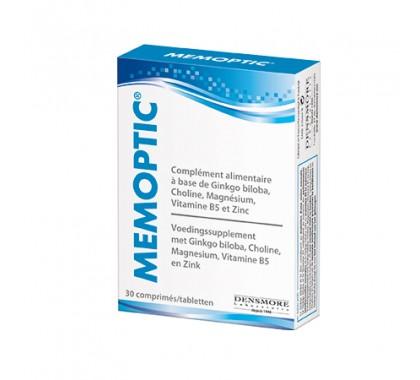 Mémoptic mémoire et vision 30 comprimés
