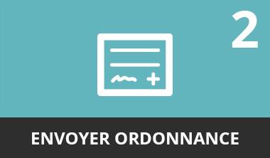 Envoyer Ordonnance